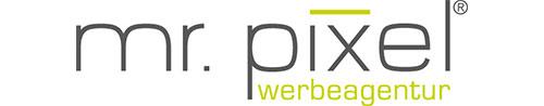 Logo mr-pixel-logo